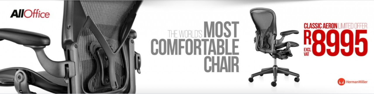 The World's Most Comfortable Chair