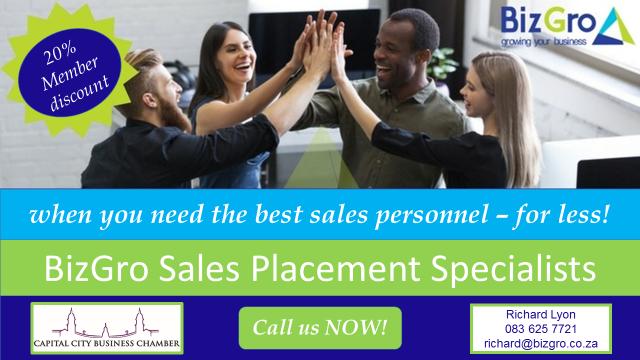 BizGro Sales Placement Specialist
